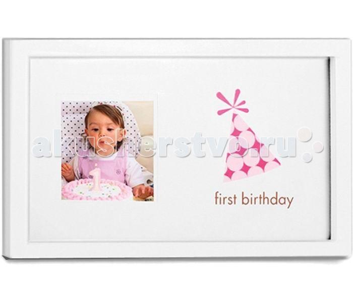 Pearhead Рамочка Мой первый день рождения