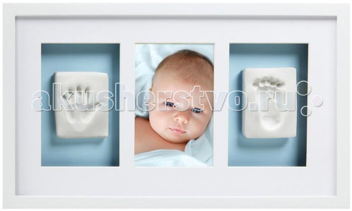 Фотоальбомы и рамки Pearhead Рамочка тройная