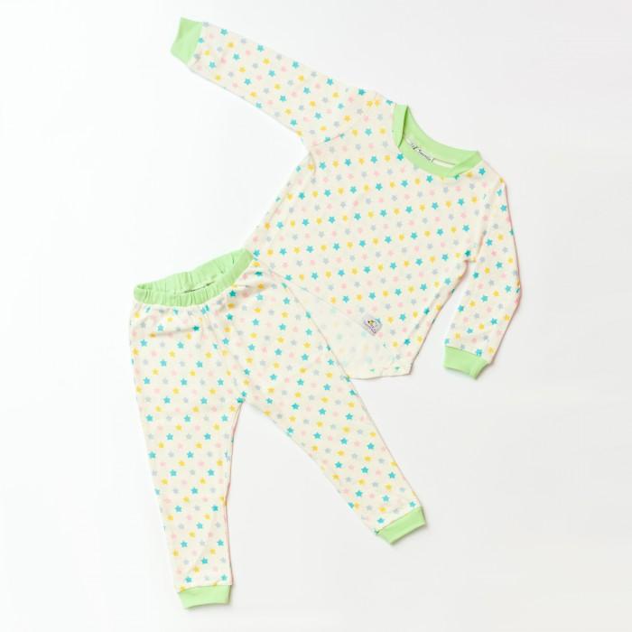 Детская одежда , Пижамы и ночные сорочки Pecorella Пижама Звезды арт: 395149 -  Пижамы и ночные сорочки