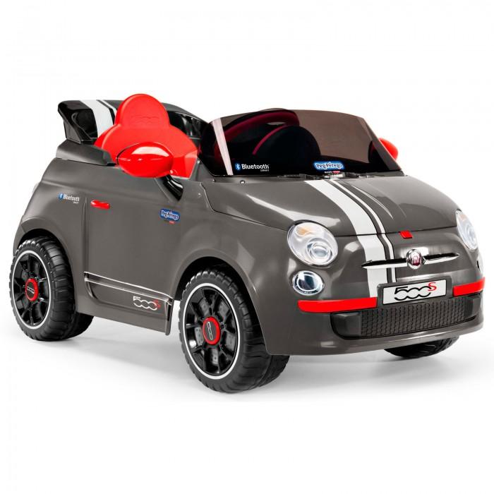 Детский транспорт , Электромобили Peg-perego Fiat 500 S Remote Control арт: 491271 -  Электромобили
