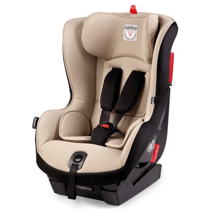 Автокресло Peg-perego Primo Viaggio Duo-Fix ASIPГруппа 1 (от 9 до 18 кг)<br>Автокресло Peg Perego Viaggio 1 Duo-Fix ASIP предназначено для детей весом от 9 до 18кг. (от 9 мес. до 4 лет). Широкое сидение c 5-ти точечными ремнями безопасности и дополнительной системой защиты от бокового удара, что обеспечивает максимальную безопасность, а 4 положения наклона обеспечивает ребенку комфорт и отдых в длительных поездках и во время сна.  Автокресло можно устанавливать в машине с помощью ремней безопасности, а так же c помощью универсальной базы Isofix 0+1 (в комплект не входит), которая предназначена для всех автокресел Peg Perego. Все автокресла Peg Perego, одобренные европейской комиссией безопасности согласно правилам ЕЭК ООН №44 и отвечают европейским нормам безопасности согласно стандарту ECE R 44/04. На сегодняшний день это это самый строгий стандарт безопасности, относительно детских автокресел, согласно этому стандарту, изделия проходят тестирование наиболее приближенное к реальности, предъявляется строгое требование защиты головы, ремней безопасности и пряжке замка.  Особенности: съемный чехол внутренние ремни, 5-титочечные, регулировка длины, мягкие накладки регулировка наклона спинки, число положений наклона: 4 анатомическая подушка защита от боковых ударов способ установки: лицом по ходу движения способ крепления: с помощью 3-х точечных ремней автомобиля и с помощью базы Isofix (база Isofix в комплект не входит) система упора в пол вес: 10 кг размеры: 65,5х43,5 см