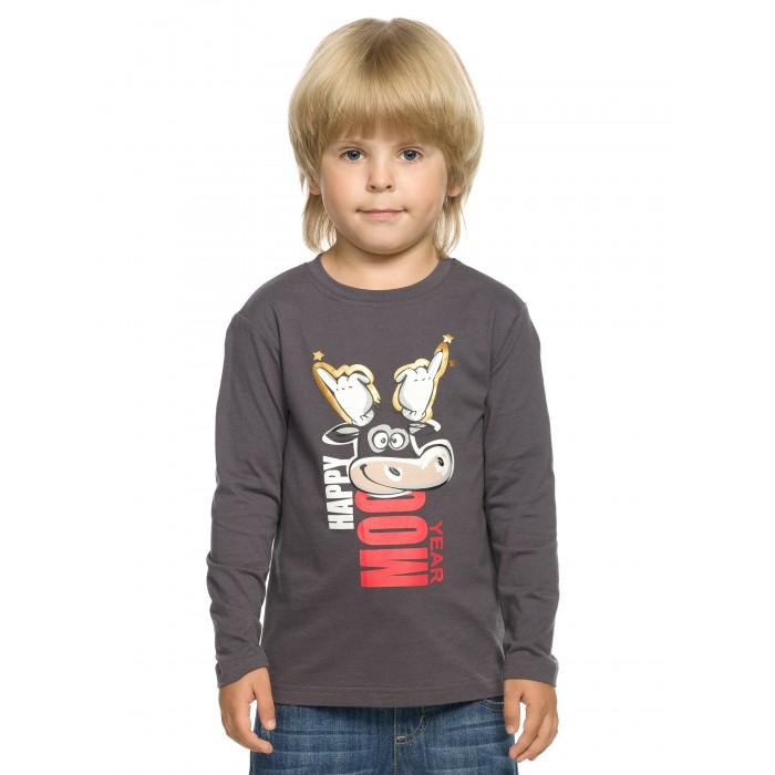 Купить Водолазки и лонгсливы, Pelican Джемпер для мальчика New Year BFJ3822