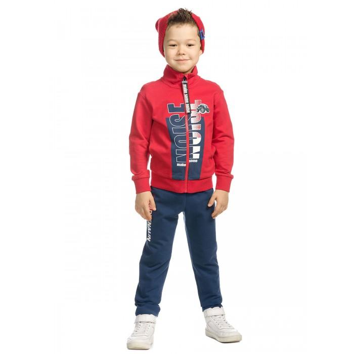 Купить Спортивные костюмы, Pelican Комплект для мальчика (толстовка, брюки) BFAXP3164