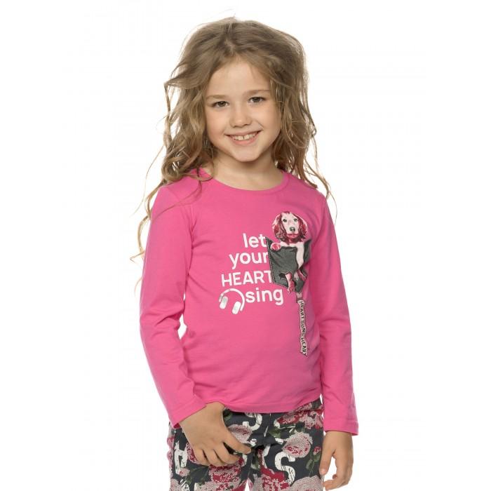 Купить Водолазки и лонгсливы, Pelican Лонгслив для девочек GFJ3195