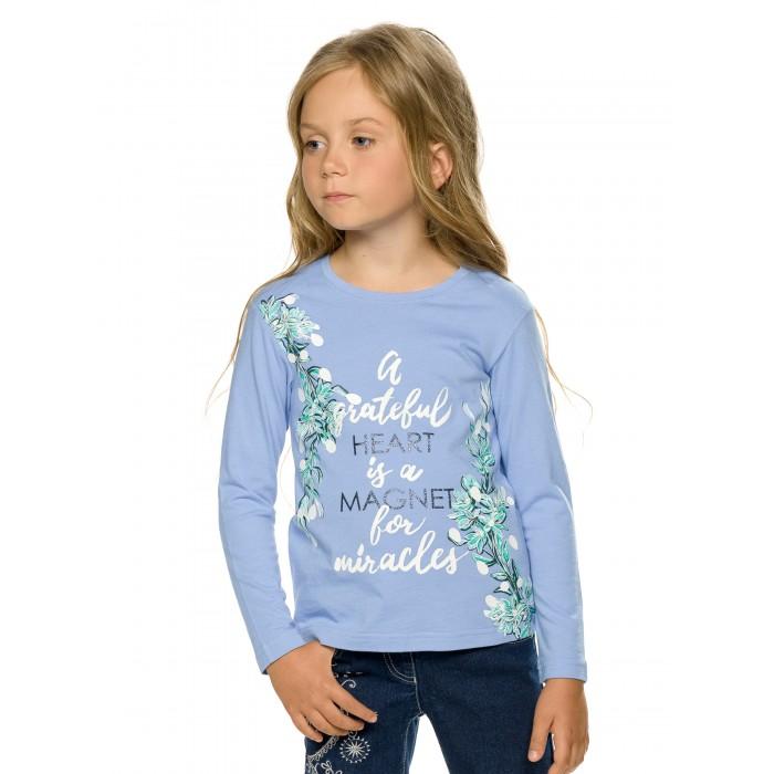 Купить Водолазки и лонгсливы, Pelican Лонгслив для девочек GFJ3197