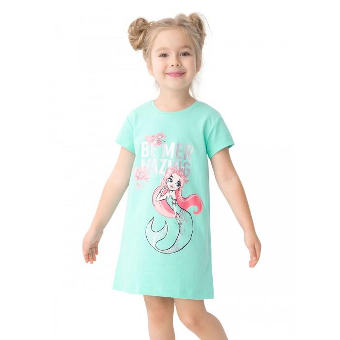 Фото - Домашняя одежда Pelican Ночная сорочка для девочек WFDT3178U сорочка ночная для беременных и кормящих 40 недель цвет желтый 180178 размер 46