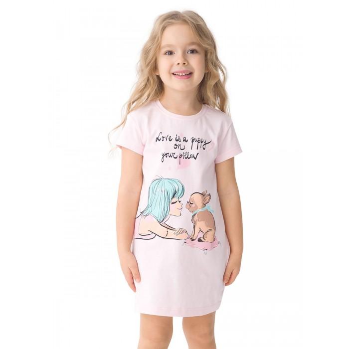 Фото - Домашняя одежда Pelican Ночная сорочка для девочек WFDT3179U сорочка ночная для беременных и кормящих 40 недель цвет желтый 180178 размер 46