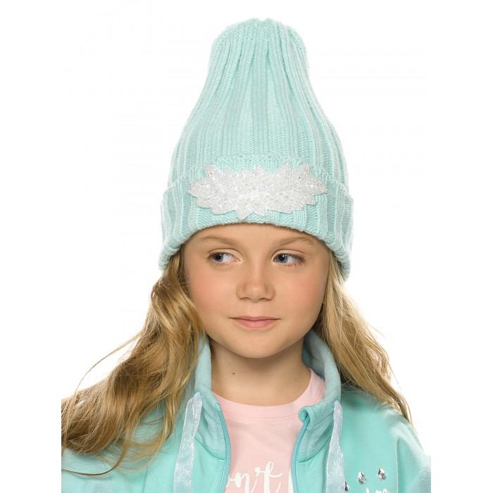 Шапки, варежки и шарфы Pelican Шапка для девочек Здесь растут эдельвейсы