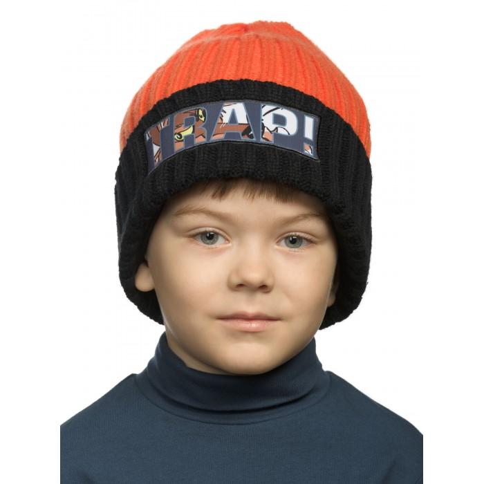 Шапки, варежки и шарфы Pelican Шапка для мальчика BKQX3215/2
