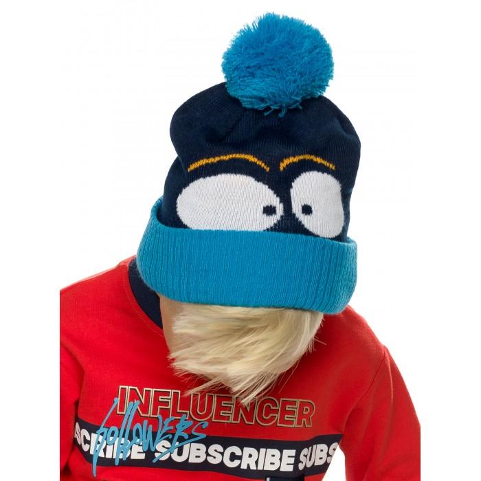Фото - Шапки, варежки и шарфы Pelican Шапка для мальчиков BKQZ3194 шапка для мальчиков