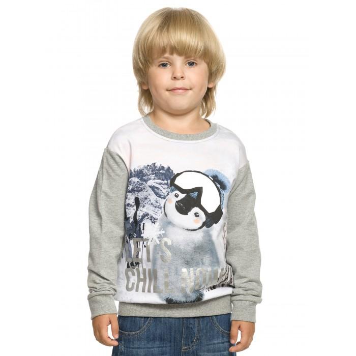 Толстовки и свитшоты Pelican Толстовка для мальчика New Year BFN3824