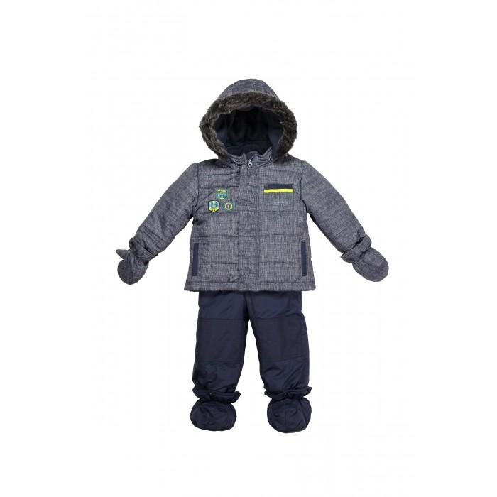 Peluchi & Tartine Комплект для мальчика (Куртка и брюки с пинетками и варежками)