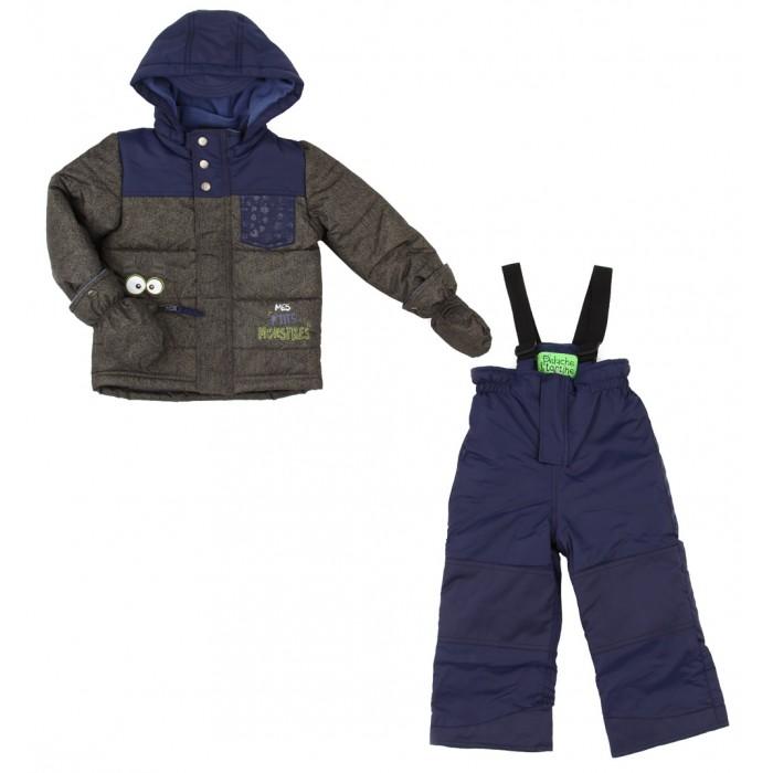 Peluchi &amp; Tartine Куртка и полукомбинезон для мальчиков F17M03BGКуртка и полукомбинезон для мальчиков F17M03BGPeluchi & Tartine Куртка и полукомбинезон для мальчиков F17M03BG  Комплект для мальчиков (куртка+полукомбинезон) из коллекции зима 2017-2018.  Состоит из куртки и полукомбинезона, изготовленных из водоотталкивающей ткани с утеплителем из полифила, а для максимального комфорта на подкладке используется флис, который сохраняет тепло.  По настоящему теплая зима: температурный режим комплекта до -30 градусов.  Водонепроницаемость 3000 мм мембраны!   Состав: 100% полиэстер, подклад куртки: микро флис&тафта (100% полиэстер); подклад брюки: тафта (100% полиэстер)  Рекомендации по уходу: автоматическая стирка при 40 С<br>
