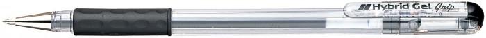 Канцелярия Pentel Ручка гелевая Hybrid gel Grip 0.6 мм