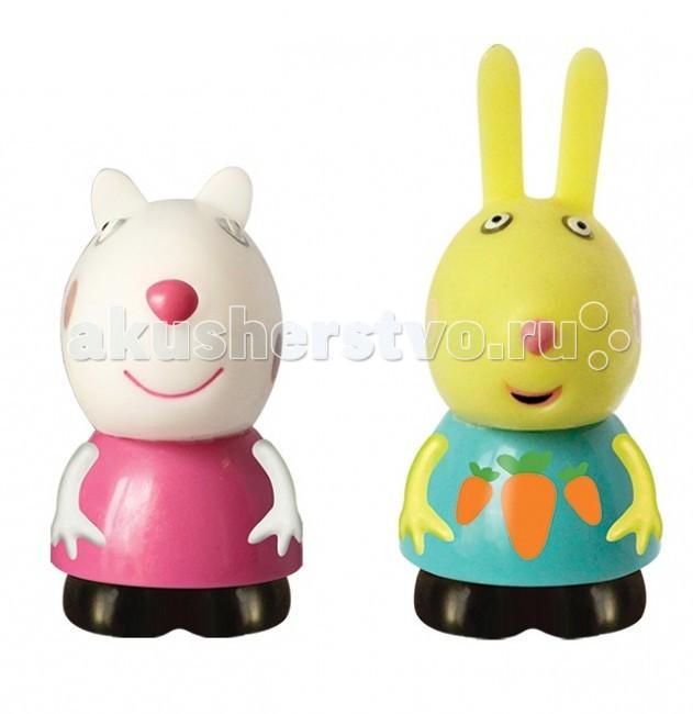 Игрушки для ванны Свинка Пеппа (Peppa Pig) Набор игрушек-брызгунчиков