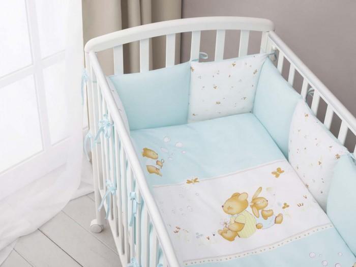 Купить Комплекты в кроватку, Комплект в кроватку Perina Фея (6 предметов) Ф6-01.4