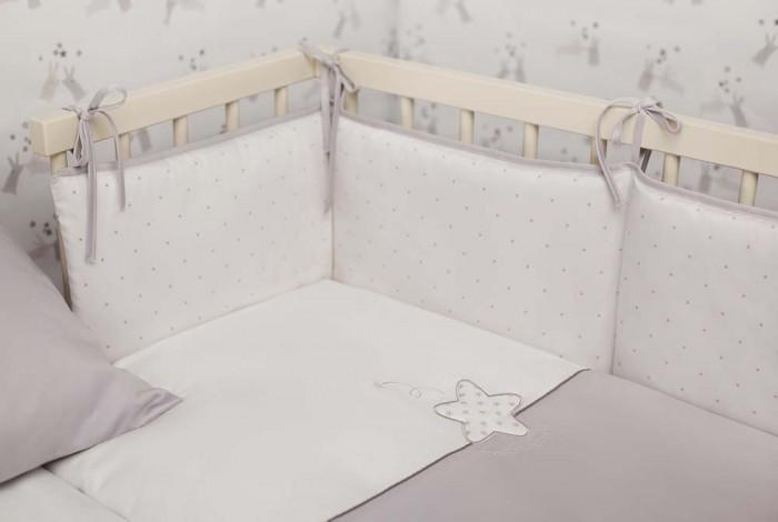 Комплект в колыбель Perina Little Star Mini в приставную люльку (4 предмета)