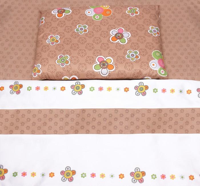 Постельное белье Perina Тиффани Цветы (3 предмета)