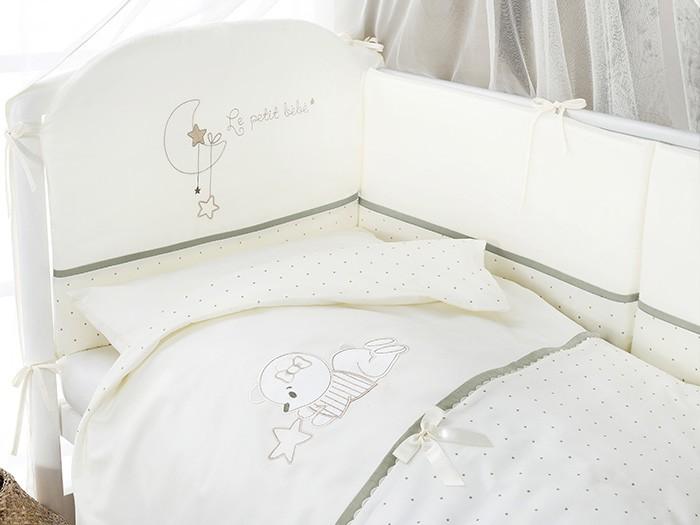 Купить со скидкой Комплект в кроватку Perina Le Petit Bebe (6 предметов)