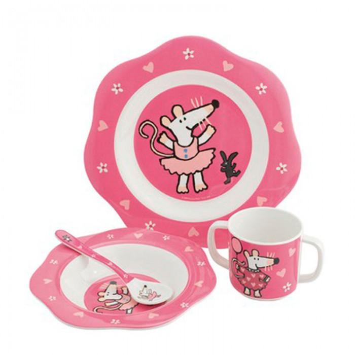 Petit Jour Набор детской посуды Mimi