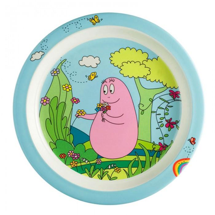 Посуда Petit Jour Тарелка Barbapapa посуда petit jour тарелка petit prince