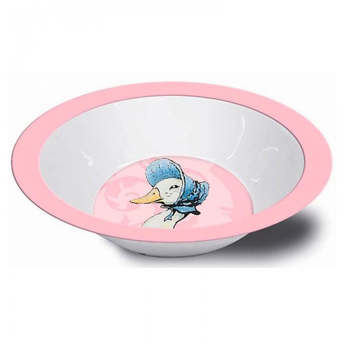 Посуда Petit Jour Тарелка глубокая Peter Rabbit посуда petit jour набор детской посуды elmer