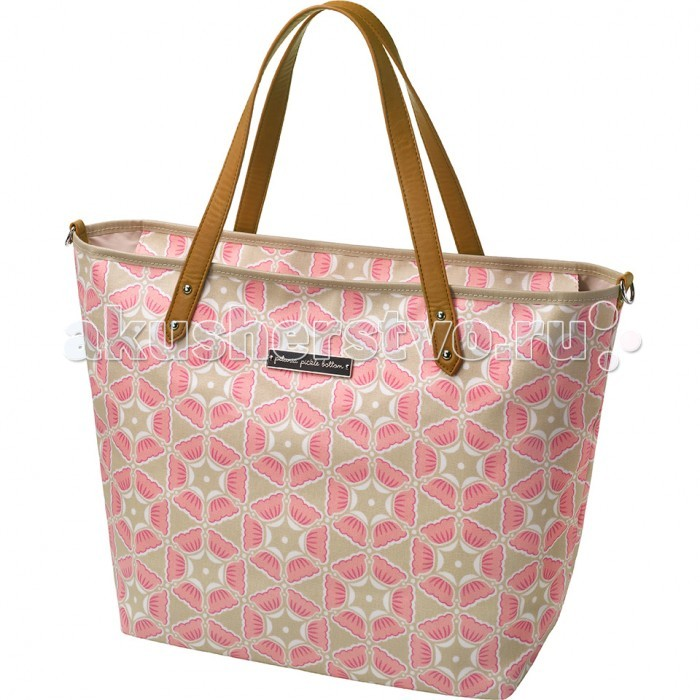 Сумки для мамы Petunia Pickle Bottom Сумка для мамы Downtown Tote демисезонные конверты petunia pickle bottom конверт в коляску stroll