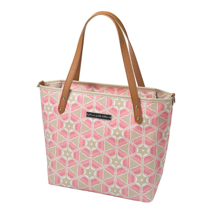 Сумки для мамы Petunia Pickle Bottom Сумка для мамы Downtown Tote mini