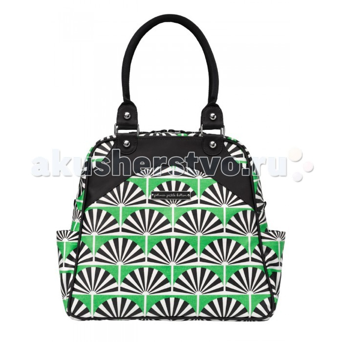 Сумки для мамы Petunia Pickle Bottom Сумка для мамы Sashay Satchel сумки для мамы petunia pickle bottom сумка для покупок faraway foldout