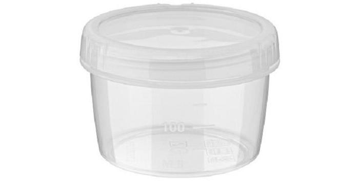 Картинка для Контейнеры для еды Phibo Банка Твист круглая 0.25 л