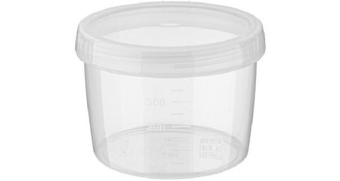 Картинка для Контейнеры для еды Phibo Банка Твист круглая 0.5 л