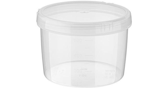 Картинка для Контейнеры для еды Phibo Банка Твист круглая 0.75 л