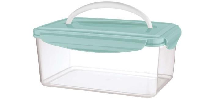Картинка для Контейнеры для еды Phibo Контейнер с ручкой Smart lock 2.5 л