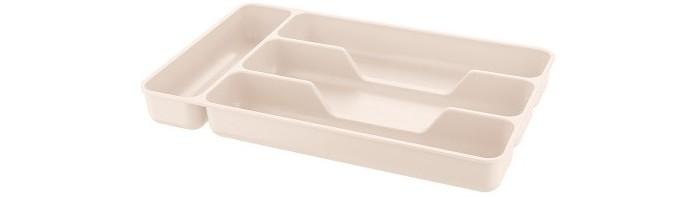 Посуда и инвентарь Phibo Лоток для столовых приборов 28х17.6х3.5 см недорого