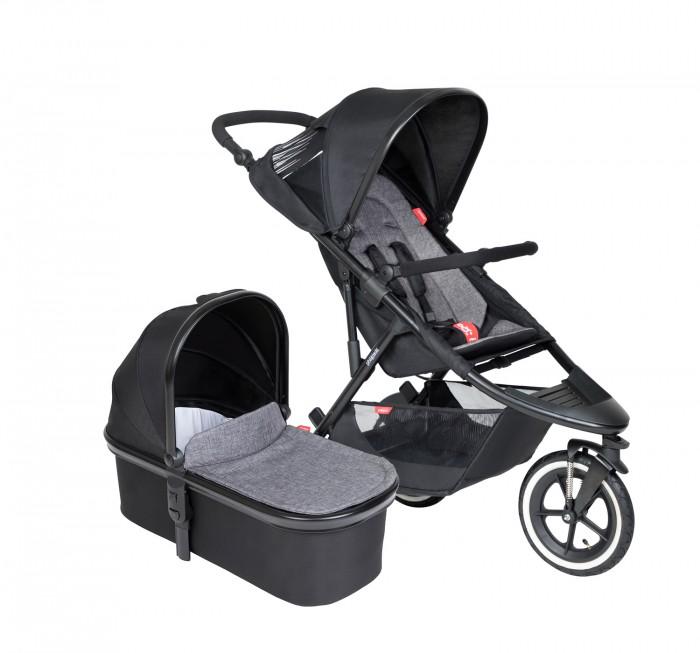Купить Коляски 2 в 1, Коляска Phil&Teds Phil and Teds Sport (прогулка + блок для новорожденных) 2 в 1