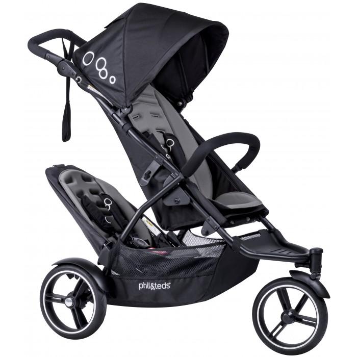 Детские коляски , Коляски для двойни и погодок Phil&Teds Коляска для погодок Dot арт: 14487 -  Коляски для двойни и погодок