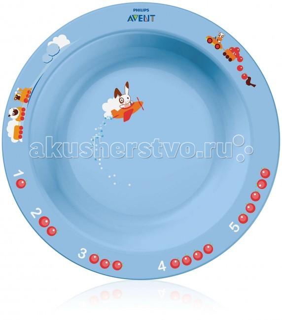 Посуда Philips Avent Глубокая тарелка большая недорого
