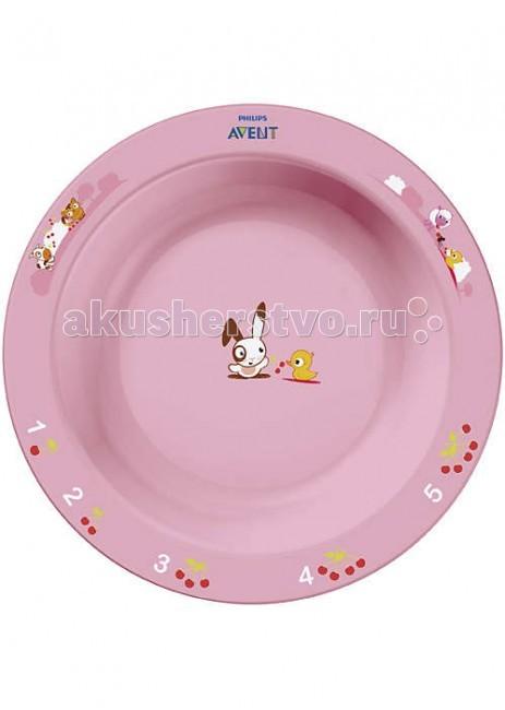 Посуда Philips Avent Глубокая тарелка малая  недорого