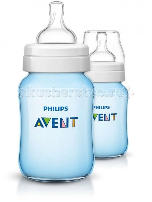 Бутылочка Philips-Avent для кормления 2 шт. 260 мл