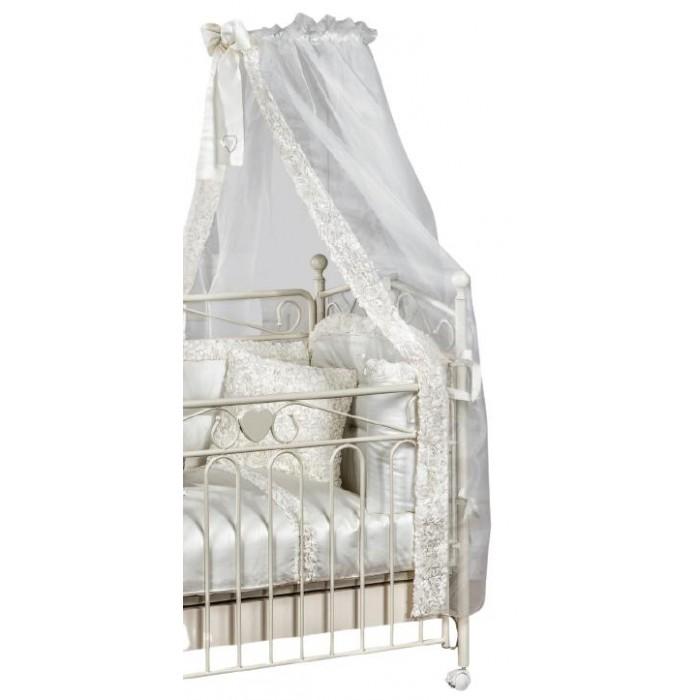 Купить Балдахины для кроваток, Балдахин для кроватки Picci тюлевый для изголовья с держателем Flora