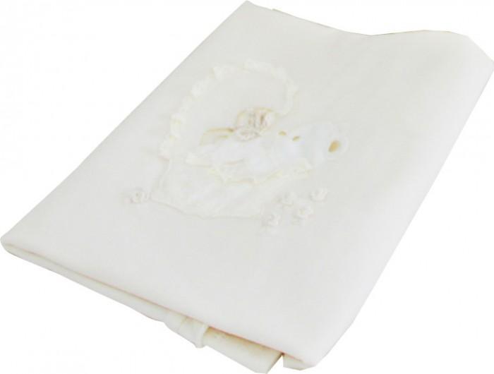 Картинка для Одеяло Piccolo Angelo Мишка с сердцем 111 А