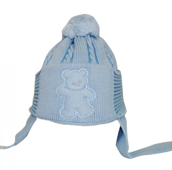 Фото - Шапки, варежки и шарфы Piccolo Angelo Шапочка 506-2 506