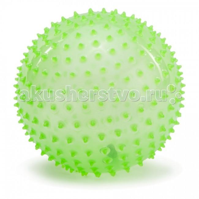 Мячи Pic`n Mix Набор массажно-игровых мячей 18 см (люминофорный краситель) мячи pic n mix мяч массажно игровой большой 18 см