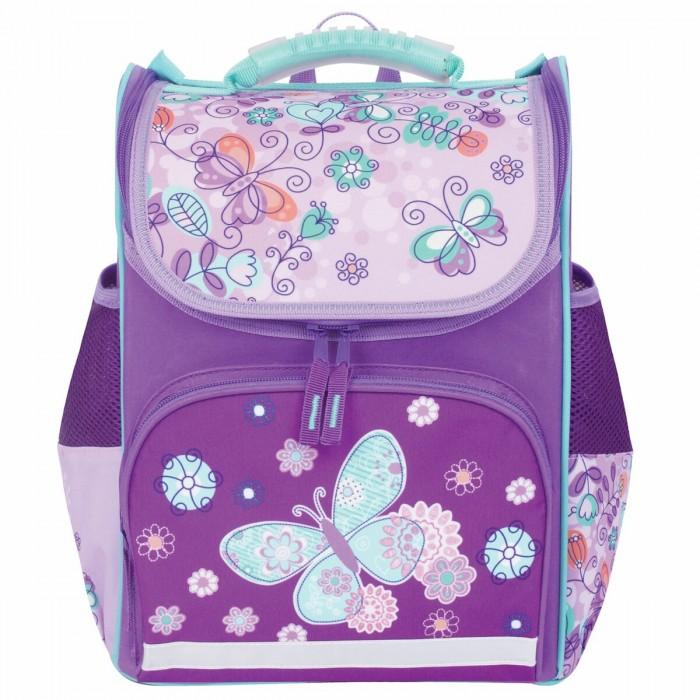 Школьные рюкзаки Пифагор Basic Ранец Butterfly недорого