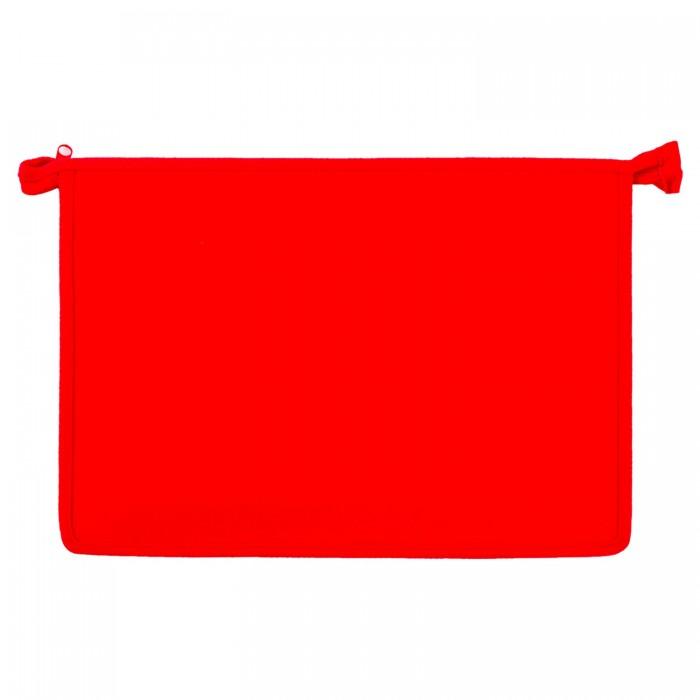 Канцелярия Пифагор Папка для тетрадей однотонная А4 папка для тетрадей а4 пифагор пластик молния сверху прозрачная красная 228208