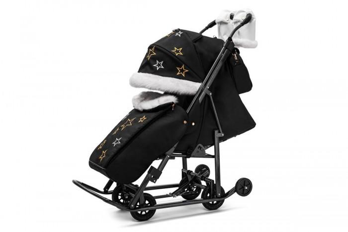 Купить Санки-коляски, Санки-коляска Pikate Limited Edition