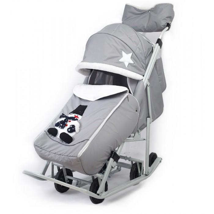 Санки-коляска Pikate Toy PT19