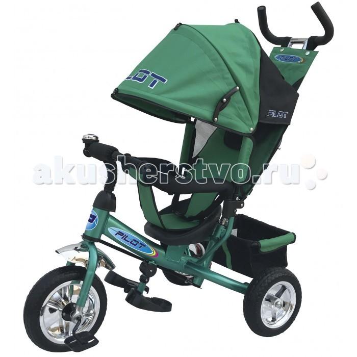 Купить Трехколесные велосипеды, Велосипед трехколесный Pilot PT3