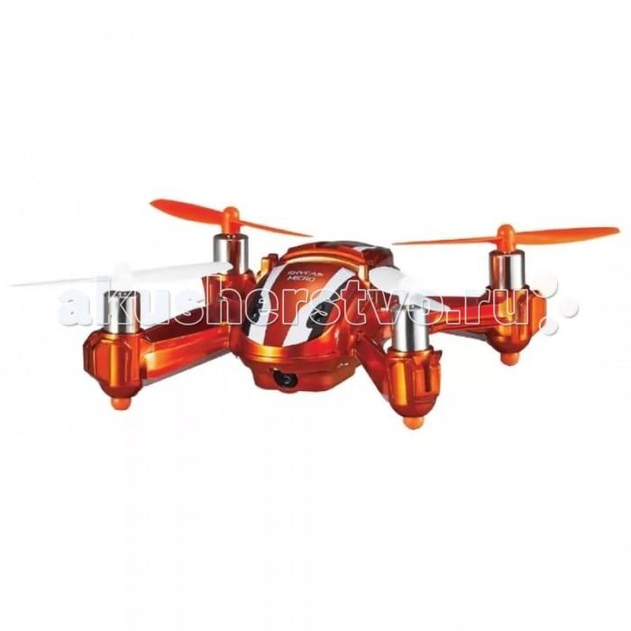 Pilotage Квадрокоптер Skycap micro с камерой RTF электроКвадрокоптер Skycap micro с камерой RTF электроPilotage Квадрокоптер Skycap micro с камерой RTF электро с встроенной HD видеокамерой.  Эта миниатюрная модель поражает своей многогранной функциональностью! Благодаря встроенной шести осевой системе стабилизации этот мультикоптер великолепно летает.  Модель можно запускать как в помещении, так и на улице. Благодаря нескольким полетным режимам, которые выбираются в передатчике, модель отлично подходит для новичков и для опытных пилотов, и вы сможете демонстрировать свое мастерство, выполняя в полете кульбиты на 360 градусов.  Квадрокоптер – трансформер Skycap micro может не только летать и кувыркаться! Если вы на модель установите 2 больших колеса, аппарат сможет ездить по стенке и даже по потолку, а это так необычно и увлекательно! Надоело летать? Нет проблем, прикрепите на каждый луч квадрокоптера по небольшому колесу и можете гонять по паркету или асфальту, и банально перелетайте через препятствия, для этого варианта модели не существует преград! Все ваши приключения вы можете записывать на встроенную HD камеру и радовать друзей невообразимыми сюжетами. Миниатюрная модель – трансформер доставит вам массу удовольствия и незабываемых впечатлений!<br>