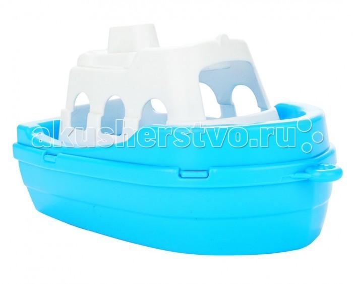 цена на Игрушки для ванны Pilsan Детский мини кораблик